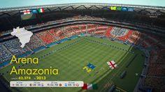 Arena Amazonia - FIFA World Cup 2014 Stadium