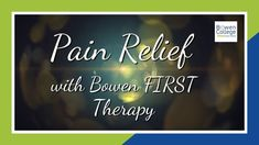 Bowen College Graduates Reflect on BowenFirst Therapy and its' Impact on... College Graduation, Pain Relief, Curriculum, Reflection, Therapy, Social Media, Videos, Resume, Teaching Plan