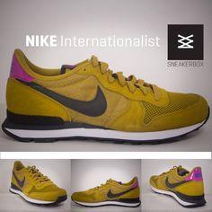 NEW IN! Der Nike Internationalist in Bronzine. WE LIKE!  Erhältlich in den Größen von 42 (US8,5) bis 46 (US12) Preis: 89,95€  http://www.sneakerbox.me/INTERNATIONALIST-BRONZINE  #nike #nikeinternationalist #welovenike #nikelove #sneakerbox #sneakerboxseligenstadt #sneakers #sneakerslover #sneaker #sneakerlover #boysinsneaker #sneakeroftheday