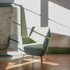 Green Living Room Ideas Changer Bouger Renouveler Transformer Bricoler Workinprogress Renovation Fauteuil