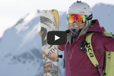Pow, skiing, smiles, hair whips and dreams coming true.Amie Engerbretson ski edit from Alaska, Utah and Japan will make you want to go ski POW immediately!