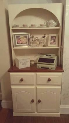 Up cycled dresser