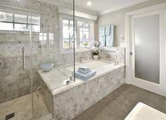 best master bathroom shower remodel ideas to try 6 ~ mantulgan.me : best master bathroom shower remodel ideas to try 6 ~ mantulgan. Master Bathroom Shower, Bathroom Renos, Bathroom Layout, Bathroom Renovations, Bathroom Interior, Modern Bathroom, Small Bathroom, Bathroom Ideas, Budget Bathroom