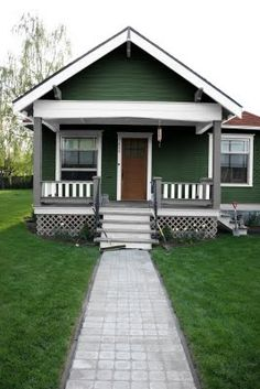 Tremendous Best Exterior Outdoor Green House Paints Pratt Lambert Olive Largest Home Design Picture Inspirations Pitcheantrous