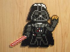 Dark Vador Cookie perler beads
