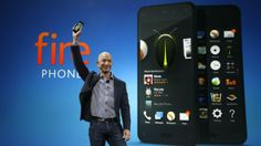 Amazon Launches a Shopping Machine and Calls it a Phone