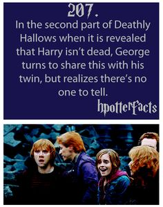 (100+) harry potter facts   Tumblr