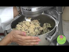 Our Stuffed Chocolate Chip Cookies with Nutella filling are absolutely decadent. Let Chef Alisa Romano show you how to bake them in your own home and put your friends and family into chocolate bliss! www.alisascupcakery.com