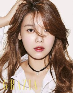Sooyoung - Grazia Magazine November Issue '16
