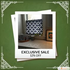 12% OFF on select products. Hurry, sale ending soon!  Check out our discounted products now: https://orangetwig.com/shops/AABKUTh/campaigns/AACdht3?cb=2016004&sn=FrostingHomeDecor&ch=pin&crid=AACdhtd&utm_source=Pinterest&utm_medium=Orangetwig_Marketing&utm_campaign=Spring_12%_off_SALE