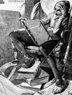 Don Quijote a todos horas temía nuevas aventuras que conocer; ya sea leyendo y metiéndose en el personaje o viviéndolas él mismo Dom Quixote, Honore Daumier, Great Novels, Book People, Chivalry, Fantasy Landscape, Reading Stories, Painting & Drawing, Book Art