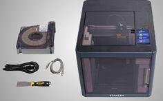 STANLEY® Model 1 3D Printer giveaway! Giveaways, 3d Printer, Model, Scale Model, Template, Modeling, Mockup