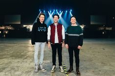 """The Wombats on Instagram: """"Throwback to happier times when we could all stand within centimetres of each other 😔 ...but we will be together again soon enough. 💪❤️ In…"""" The Wombats, Together Again, When Us, Times, Happy, Instagram, Ser Feliz, Being Happy"""