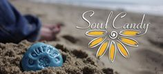 """Soul Candy Stones are Handheld Soulful Reminders of the Beauty of Life: """"I know nothing in the world that has as much power as a word. Sometimes I write one, and I look at it, until it begins to shine."""" ~ Emily Dickinson"""