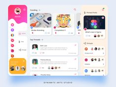 Dashboard design designed by Dynamite Arts. Connect with them on Dribbble; Wireframe Design, Design Ios, Dashboard Design, Design Thinking, Motion Design, Super Hero Outfits, Ui Web, Dashboards, Logos