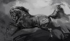 Horse by Smirtouille on DeviantArt