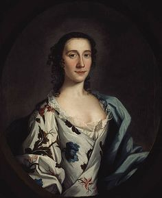1740-1745 Portrait of Clementina Walkinshaw, mistress of Prince Charles Edward