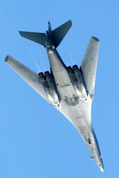 B-1B Lancer, USAF.