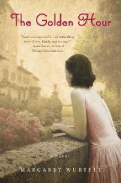 The Golden Hour. In this stunning debut set in the summer of 1944 in Tuscany, Giovanna Bellini, the daughter of a wealthy aristocrat and vineyard owner, has just turned seventeen and is on the cusp of adulthood. War bears down on her peaceful little village after the Italians sign a separate peace with the Allies-transforming the Germans into an occupying army.