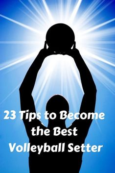 23 Tips to Become the Best Volleyball Setter - Pro Rec Athlete Volleyball Training, Volleyball Tryouts, Volleyball Skills, Soccer Drills For Kids, Volleyball Practice, Volleyball Setter, Volleyball Outfits, Volleyball Quotes, Coaching Volleyball