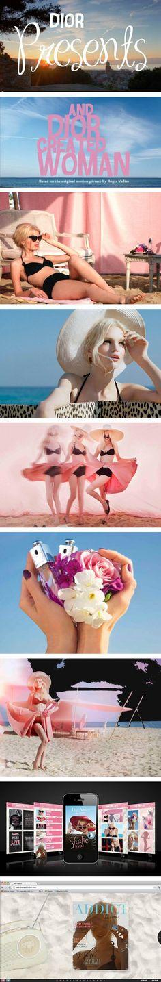 DiorAddict brand experi