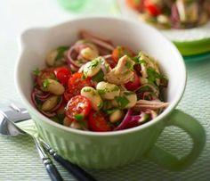 Thunfisch-Bohnen-Salat Rezept - Chefkoch-Rezepte auf LECKER.de | Kochen, Backen und schnelle Gerichte