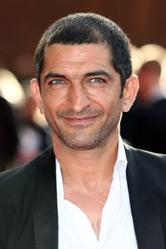 Amr Waked at event of Salmon Fishing in the Yemen