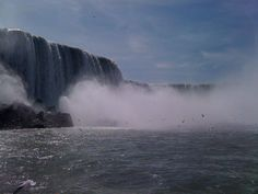 A picture of Niagara Falls, Ontorio shared by our fan Chitra Mohan