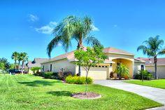 CORNER LOT, FLORIDA LAWN  Parrish Florida Real Estate, Manatee County, Jordan Chancey www.Jordan-Chancey.com