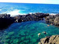 12 piscinas naturales