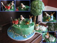 amazing baby shower cakes - Google Search