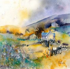 Clouded Hills - Rachel McNaughton