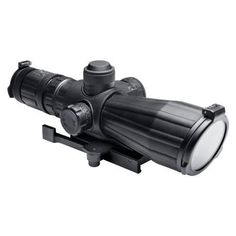 Mark III Rubber Tactical Series Scope - 3-9x42 Rubber Compact Red Laser, P4 Sniper Reticle