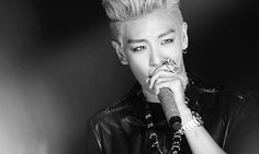T.O.P (탑) before I didnt know why so many ppl were so crazy about him. But now I see it, He is so H-O-T HOT!!