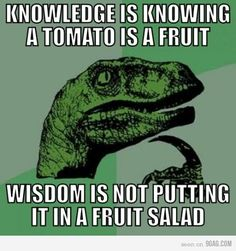 lol, the kids are always asking me if a tomato is a fruit or a vegetable...I should tell them this.