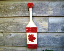 Maple Leaf Art,Canoe Paddle,Wood Paddle Art,Canadian Art,Cabin Decor,Canadian… Painted Oars, Greek Paddles, Wooden Paddle, Canoe Trip, Canadian Art, Leaf Art, Outdoor Gardens, Wood Projects, Wall Decor