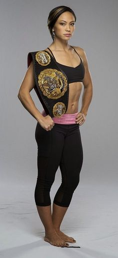 Michelle Waterson - Female MMA Fighter