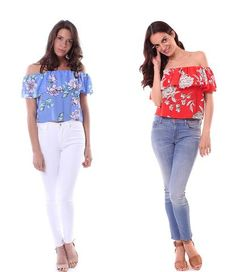 We are celebrating the beautiful weather with one of our favorite trends this season off-the-shoulder. Tops, Rompers and Dresses from Veronica M, Yumi Kim and...