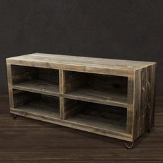 Alamo Reclaimed Wood Bookshelf