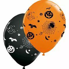 balão halloween