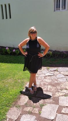 Mary's Big Closet: Black dress