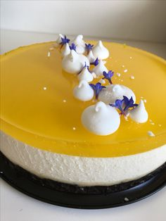 Panna Cotta, Cakes, Ethnic Recipes, Food, Scan Bran Cake, Kuchen, Pastries, Cookies, Meals