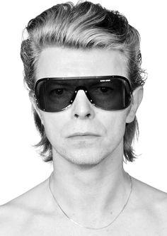 David Bowie (David Robert Jones) (born in Brixton, London (England) on January 8, 1947)