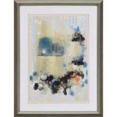Rainy Escape I by Brennan Framed Painting Print