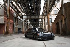 2000 Lexus LS400 - Very. Important. Project.