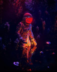 Astronaut Wallpaper, Space Artwork, Astronauts In Space, T Art, Scenery Wallpaper, Galaxy Art, Surreal Art, Cute Wallpapers, Cool Pictures