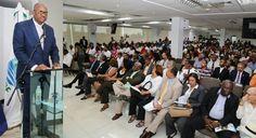 Alcalde Santo Domingo Este  inicia trabajos Presupuesto Participativo  2017