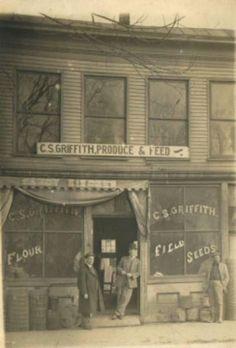 Griffith, Produce and Feed, Carrollton, Kentucky Carroll County, My Old Kentucky Home, New Hampshire, Fall 2016, Vermont, History, Historia, History Books
