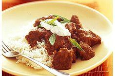 Curry Madras Ajouter carottes et navets