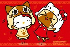 Hello Kitty ♪(*^^)o∀*∀o(^^*)♪